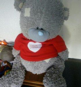 Большой медведь Тедди (Teddy Bear)