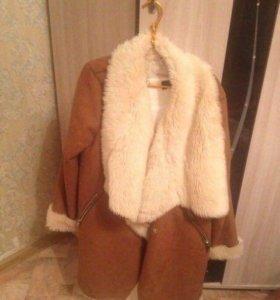 """Пальто """"Pull and bear"""""""