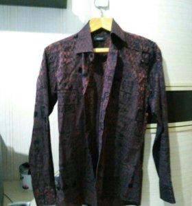 Рубашка мужская M новая