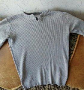 Рубашки, дубленка,штаны