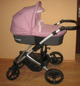 Детская коляска Bebetto Solaris 2 в 1