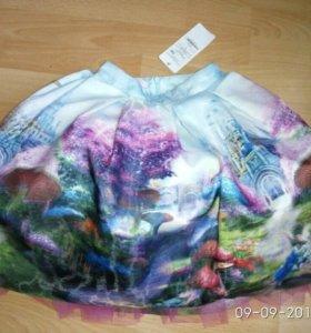 Новая юбка Стильняшка 122