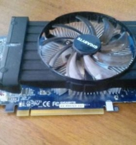 Видеокарта GIGABYTE Radeon HD 6670 800Mhz