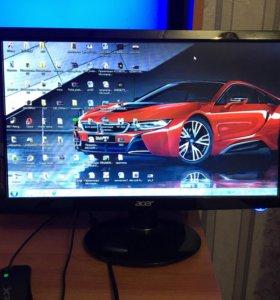 Компьютерная техника Мониторы Acer S191HQLb