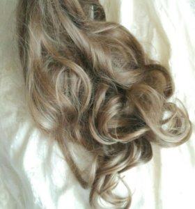 Волосы накладные (искусственные)