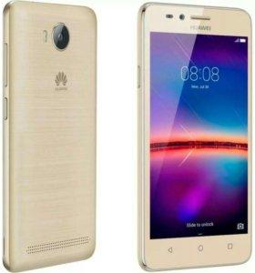 Смартфон HUAWEI Y3 2017 8Gb LTE Gold