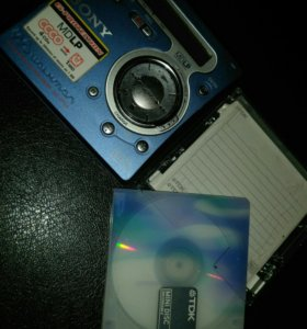 MD-LP Walkman Sony MZ-R700