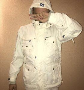 куртка сноубордическая Sepia размер М
