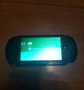 PSP + 21 игра