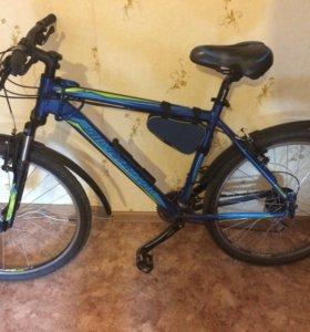 Велосипед silverback