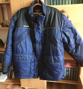 Новая мужская зимняя куртка Monblan