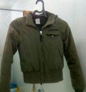 Куртка -жилет адидас оригинал