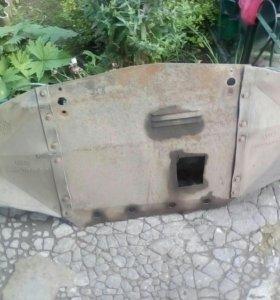 Защита для Ауди 100 А 6 45 кузов