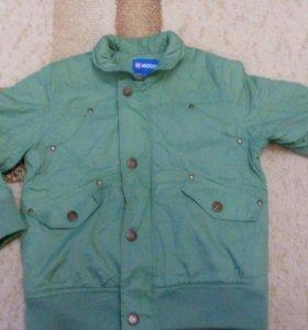 Куртка рост 116 см,200 р