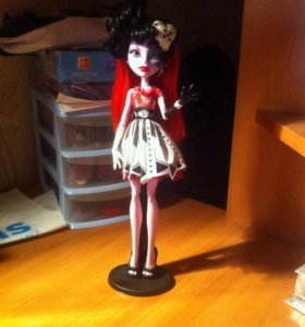 Monster High Оперетта Frights, Camera, Action!