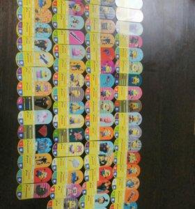 Карточки Гадкий я 3 (цена за 1 шт)