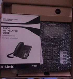 Ip телефон D-link DPH-150S/f3