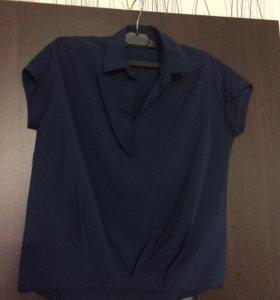 Рубашка короткий рукав - новая