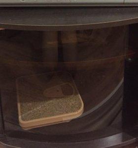 Тумба под ТВ, телевизор