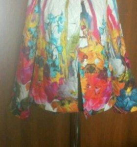 Новая фабричная куртка Весна