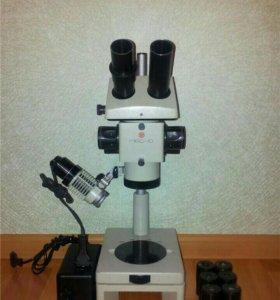 Микроскоп МБС 10. Новый
