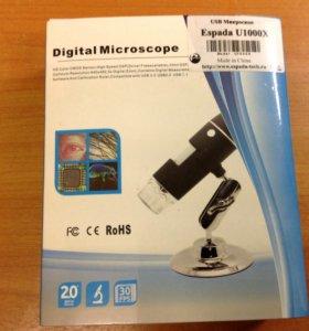 Микроскоп цифровой