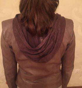 Куртка 100% кожа VSP