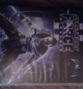 Диск на PC. Игра star wars the FORCE unleashed 2