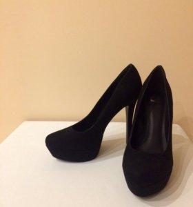 Замшевые туфли 👠