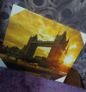 """Картина """"лондон"""""""