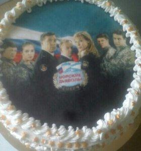 Торт на закас