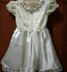 Платье нарядное р.98