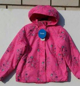 Куртка Lassie р.122 демисезон новая