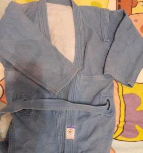 Самбовка, куртка для самбо