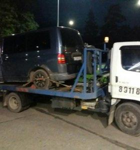 Услуги по эвакуации авто до 3.50 тонн