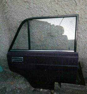 Двери на ВАЗ 2107