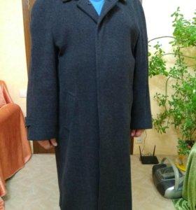 Пальто чистошерстяное муж. 54-56 раз.