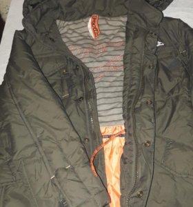Куртка детская sela осень-весна