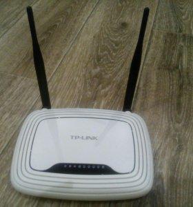 Безпроводной маршрутизатор TP - LINK