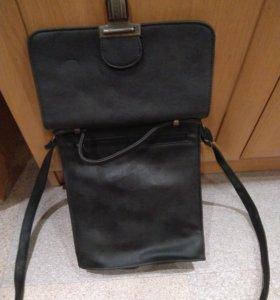 Мужская сумка-планшет.