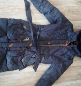 Куртка синтепоновая, зима