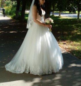 Свадебное платье OKSANA MUKHA