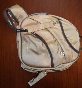 Рюкзак для мамы и папы Chic o Bello новый
