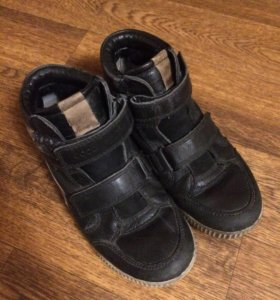 Ботинки на осень