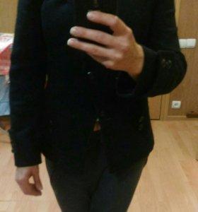 Пальто черное !