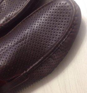Мокасины и туфли (новые)
