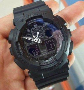 Часы G-shook (черные)