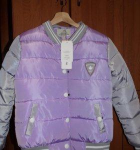 красивая куртка на осень-весну
