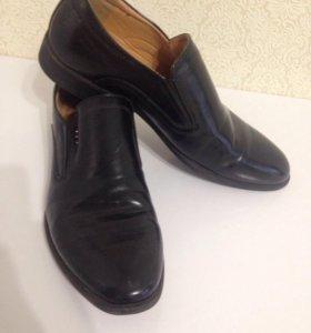 Мужские туфли, 39 размер