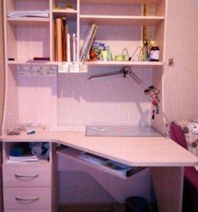 компьютерный стол письменный, парта